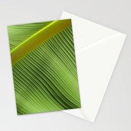 Leaf Veins Stationery Cards