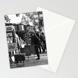 Les Bouquinistes Stationery Cards