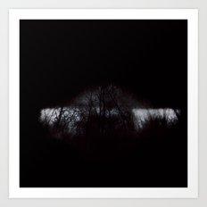 Pimeä 2-4 Art Print