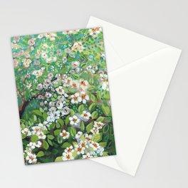Cascading Stationery Cards