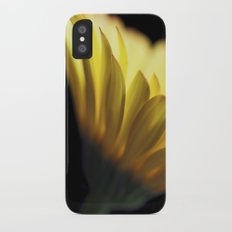 Sunflower iPhone X Slim Case