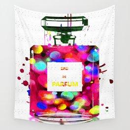 Eau de Parfum Bubbles Wall Tapestry
