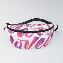 You Are Loved Fanny Pack