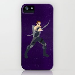 World Class Archer iPhone Case