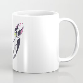 I Love You Like A Boston Terrier Loves Fetch Coffee Mug