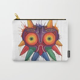 Majoras Mask Carry-All Pouch