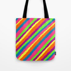 Crazy Colorz Tote Bag