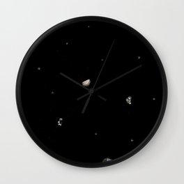 Sky Treasury #2 Wall Clock