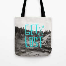 Get Lost x Yellowstone Tote Bag