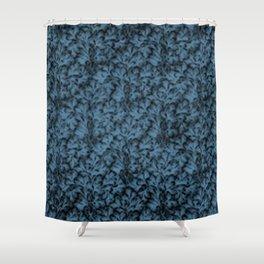 Vintage Floral Lace Leaf Niagara Shower Curtain