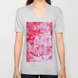 Pink Carina neBUla Unisex V-Neck