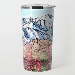 Denali Fireweed Travel Mug