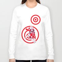 my mad fat diary Long Sleeve T-shirts featuring Fat Drift by riotbreaker