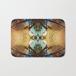 The path to paradise Bath Mat