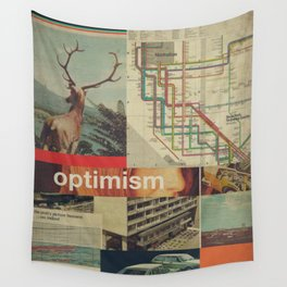Optimism178 Wall Tapestry