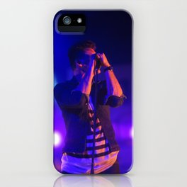 Anberlin - Stephen Christian iPhone Case