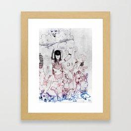 Lomb Framed Art Print