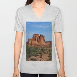 A Beautiful Place Unisex V-Neck