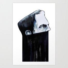Indulge in Teratism Art Print