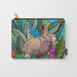 The rabbit of the woods Carry-All Pouch