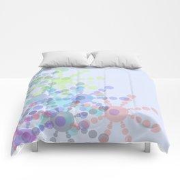 Snow Flakin' Comforters