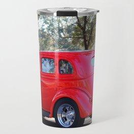 Red Hot Rod Travel Mug