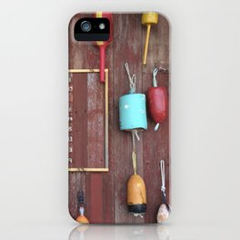 Lobster Boat iPhone Case