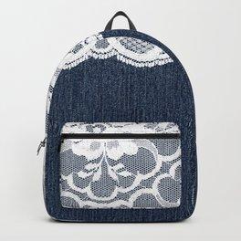 Denim & Lace 6 Backpack