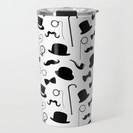Gentlemen's Attire Travel Mug