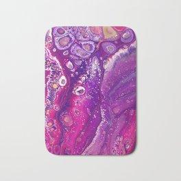Candyland Acrylic Pour Bath Mat