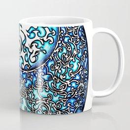 Blue Fire (2) Coffee Mug