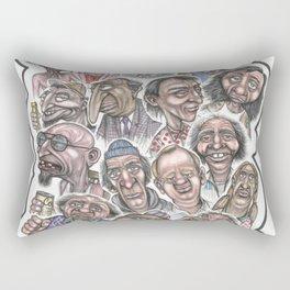 Eli's Day Off Rectangular Pillow