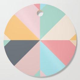 Geometric Pattern II Cutting Board