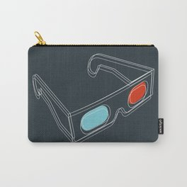 INSIDE 3D Carry-All Pouch