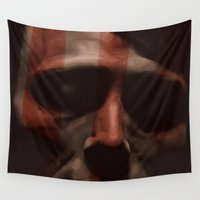 hannibal Wall Tapestries featuring Hannibal by mycolour