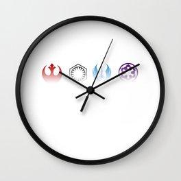 (The Jedi Rule) Wall Clock