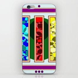 Trinity iPhone Skin