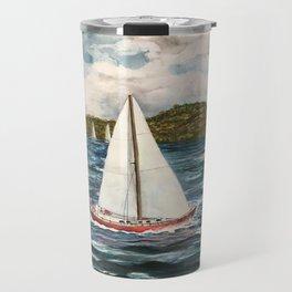 Pipe's Cove Travel Mug