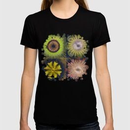 Methylator Structure Flowers  ID:16165-011604-36970 T-shirt