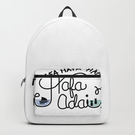 Hafa Adai Backpack