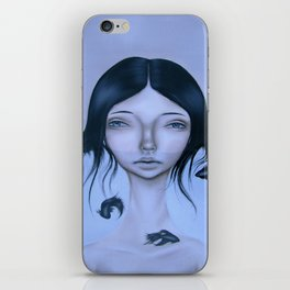 Beneath the Surface iPhone Skin