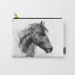 Wild horse  Carry-All Pouch