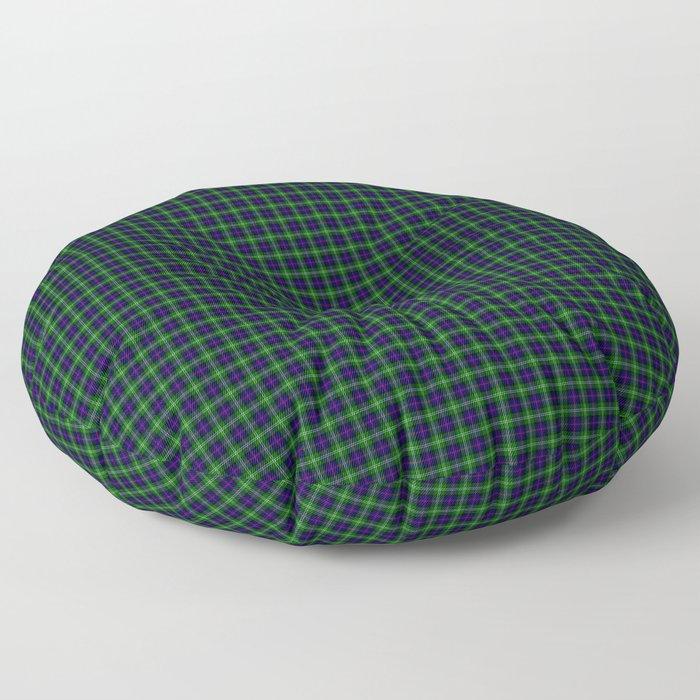 Sutherland Tartan Floor Pillow