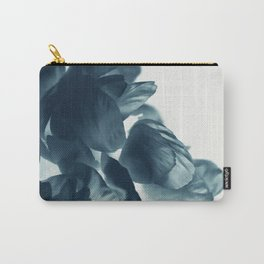 Blue Paeonia #6 Carry-All Pouch