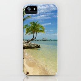 Islamorada iPhone Case