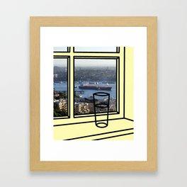 Helen of Greenwich Framed Art Print