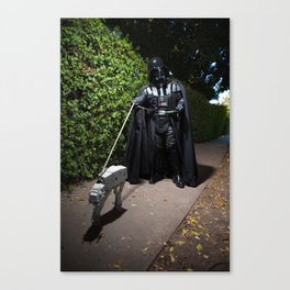 Imperial Walking Canvas Print