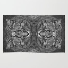 The big Kahuna - My big Ginger Cat Rug
