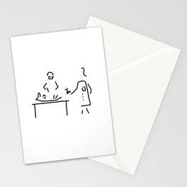 veterinarian veterinary medicine surgeon Stationery Cards