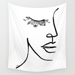 Nature eyes Wall Tapestry